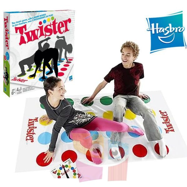 Juego Twister - 001-3014-2