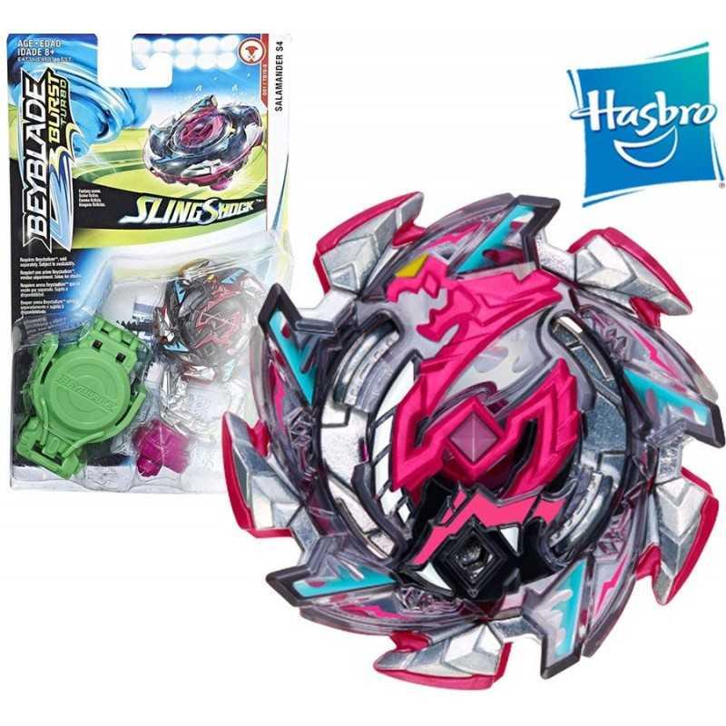Beyblade Burst Turbo Slingshock - Salamander S4 - Hasbro