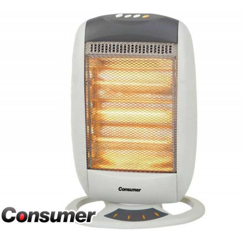 Estufa Halógena - Consumer - 1200 Watts