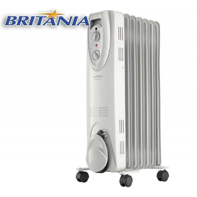 Estufa a Aceite - Britania - 1.500 W. - AB-1500A