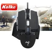 Mouse Gamer - Kolke - HUNTER KGM-096