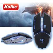 Kit Gamer - Mouse y Mouse Pad Gamer - Kolke - SCORPION KGK-251