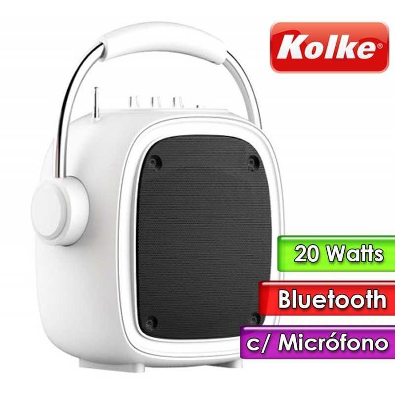 "Parlante Karaoke con Pantalla de 8"" - Kolke - SING KPB-395"