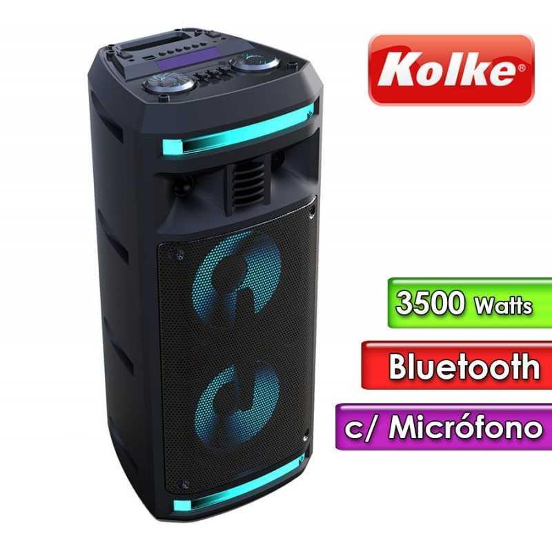 "Parlante Doble 6.5"" - Kolke - ROCK KPB-325"