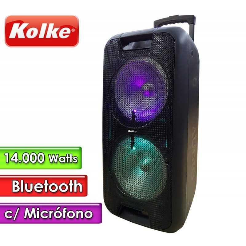 """Parlante 10"""" x 2 - Kolke - SHOCK KPB-368"""