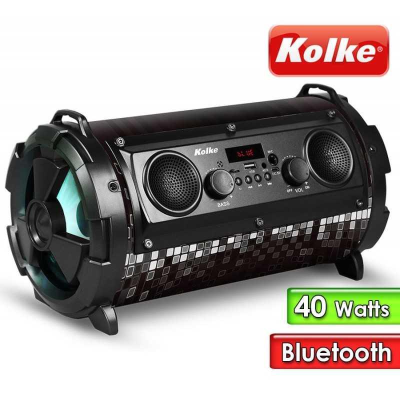 Parlante Portatil - Kolke - BOMB KPM-222 Rojo