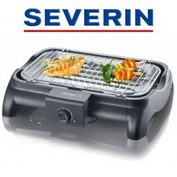 Parrilla Electrica de Mesa  con Control de Temperatura - Severin - 911-843