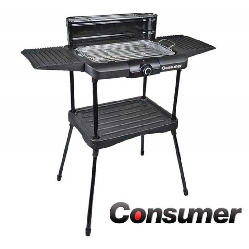Parrilla Eléctrica - Consumer - 2000 W