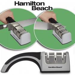 Afilador de cuchillos de 3 Etapas - Hamilton Beach - Modelo 86601