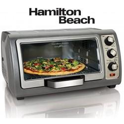 Horno Electrico de 17,5 Litros - Hamilton Beach - 31126