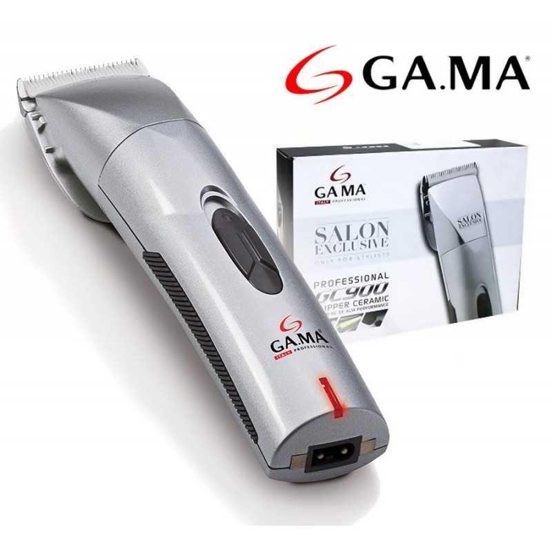 Corta Pelo Trimmer Profesional Alloy y Pura Ceramica Salon Exclusive - GA.MA - GC900C  14-3405