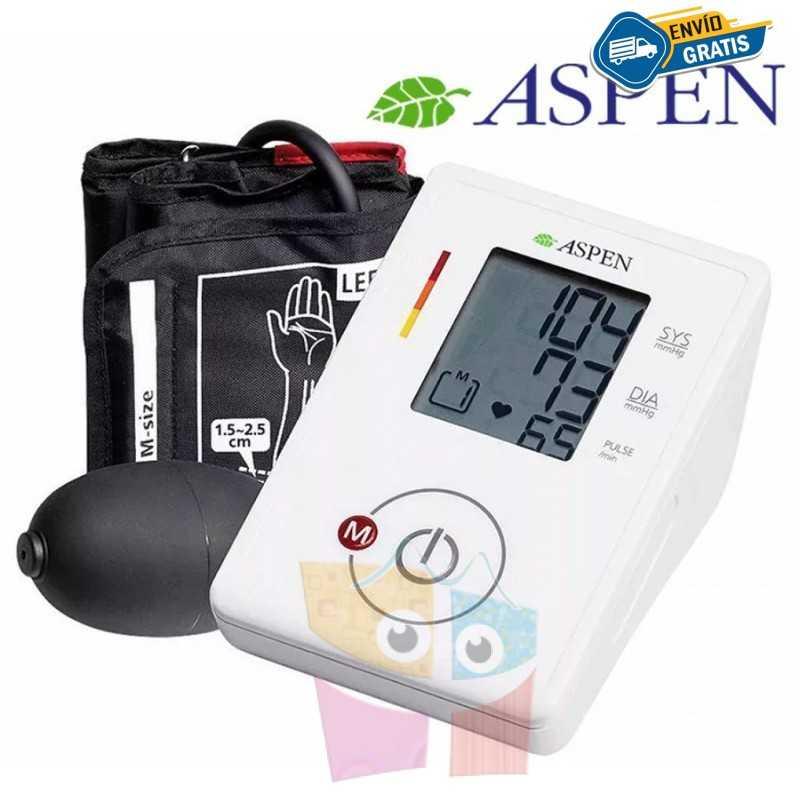 Tensiómetro digital de brazo con inflado automatico - Aspen - CH91