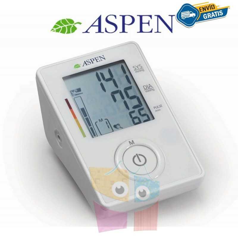 Tensiómetro digital de brazo con inflado automatico - Aspen - CF155F