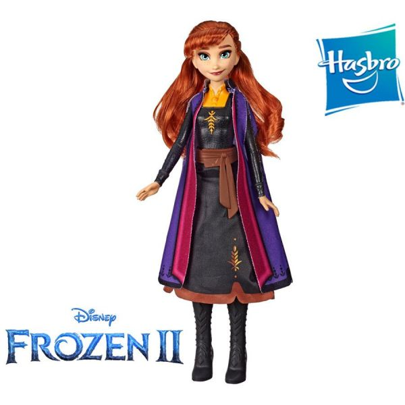 Anna Aventura Magica - Disney Frozen 2 - Hasbro