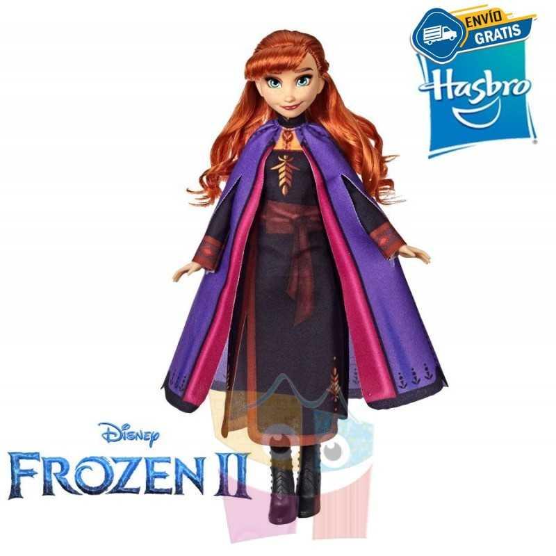 Muñeca Anna - Disney Frozen 2 - Hasbro