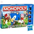 Monopoly Gamer Sonic the Hedgehog - Hasbro