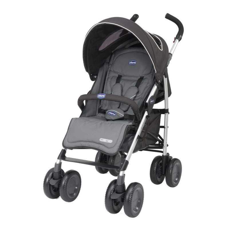 Carrito de bebé - Chicco - MultiWay Black Evo 79315-95