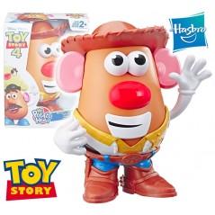 Sr. Cara de Papa Woody - Toy Story 4 - Playskool - Hasbro