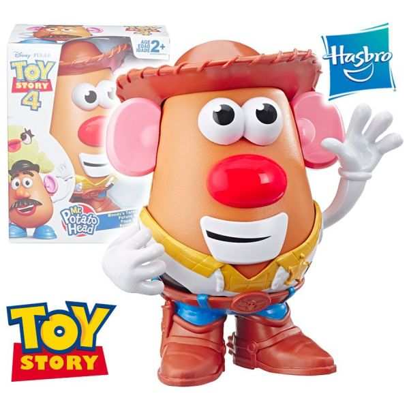 Sr. Cara de Papa Buzz Lightyear - Toy Story 4 - Playskool - Hasbro