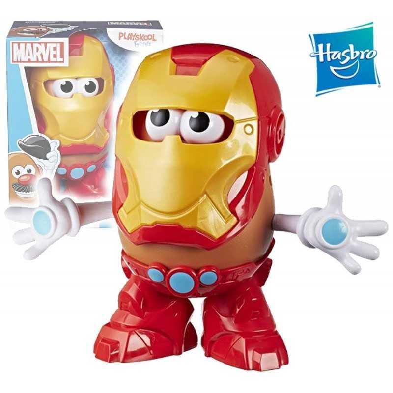 Sr. Cara de Papa Iron Man - Marvel - Playskool - Hasbro
