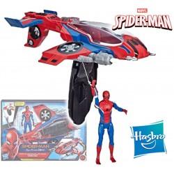 Arachno-jet con Spider-Man - Hasbro - Spider-Man: Lejos de casa