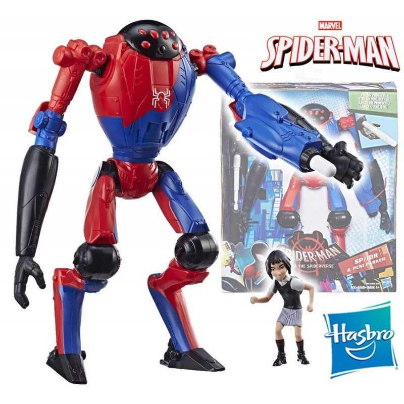 SP/DR y Peni Parker - Spider-Man Into the Spider-Verse - Hasbro - Spider-Man: Lejos de casa