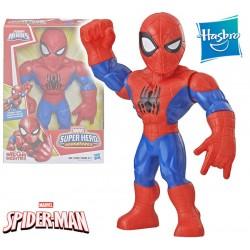 Muñeco Spider-Man 25 cms - Hasbro - Mega Mighties Playskool Heroes