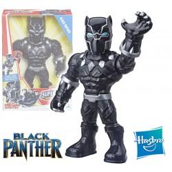 Muñeco Pantera Negra 25 cms - Hasbro - Mega Mighties Heroes