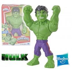 Muñeco Hulk 25 cms - Hasbro - Mega Mighties Heroes