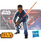 Sable de Luz Electronico Giratorio - Star Wars - Hasbro