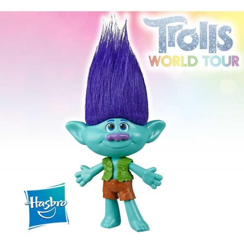 Muñeco Ramón - Trolls: World Tour - Hasbro