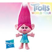 Muñeca Poppy - Trolls: World Tour - Hasbro