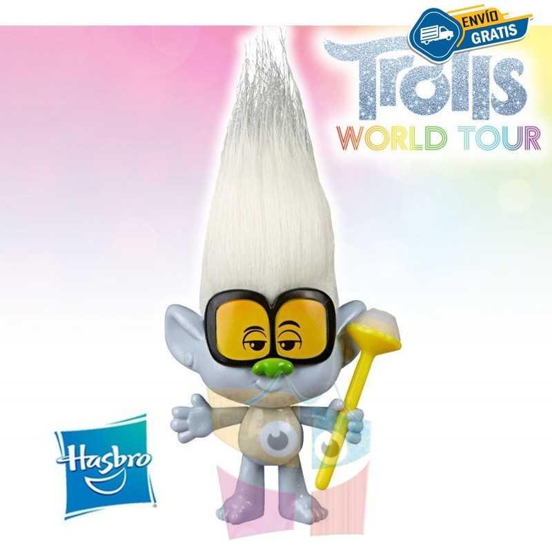 Muñeco Mini Diamantino - Trolls: World Tour - Hasbro
