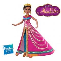 Muñeca Jasmin Deluxe - Aladdin Disney - Hasbro - Fashion Doll