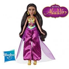 Muñeca Jasmin - Aladdin Disney - Hasbro - Fashion Doll