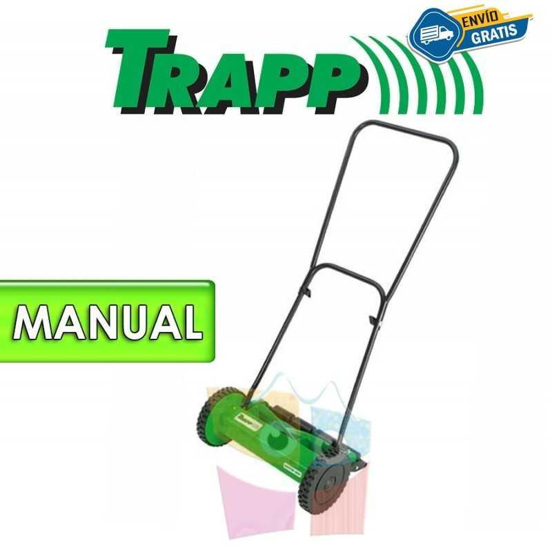 Corta Pasto Trapp - Master 2001 Manual