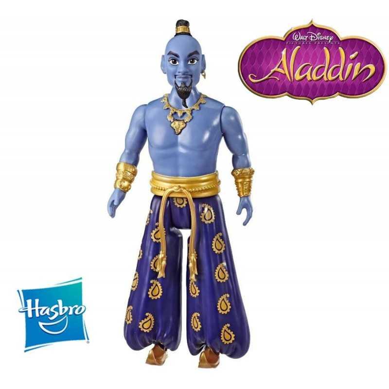 Muñeco Genio Musical - Aladdin Disney - Hasbro - Fashion Doll
