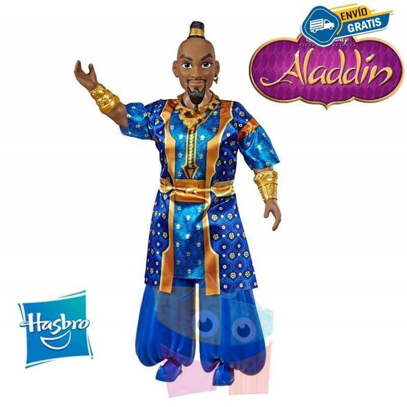 Muñeco Genio - Aladdin Disney - Hasbro - Fashion Doll