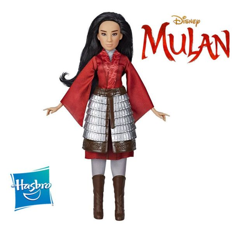 Muñeca Mulan - Hasbro - Fashion Doll
