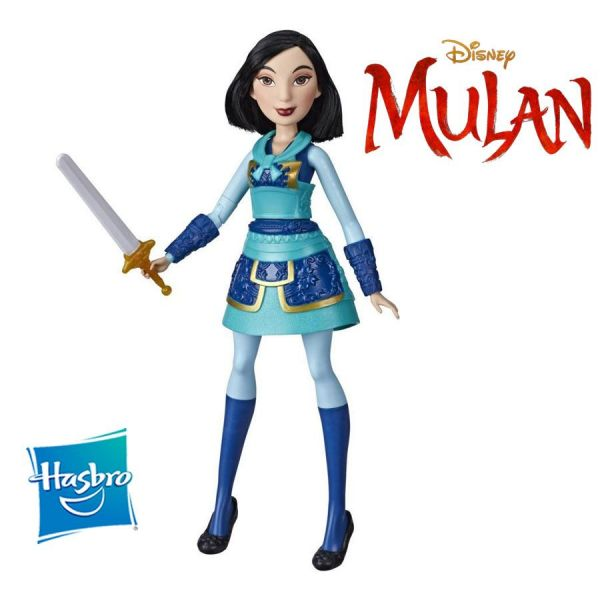 Muñeca Mulan - Hasbro - Fashion Doll