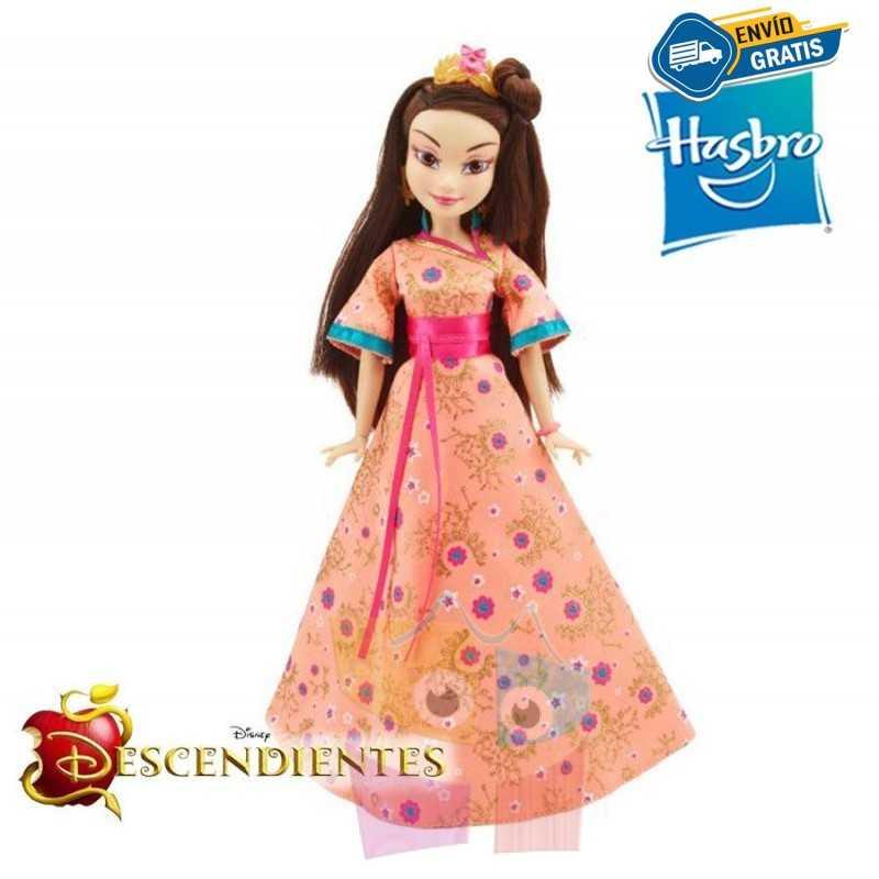 Muñeca Lonnie Descendientes de Disney - Hasbro