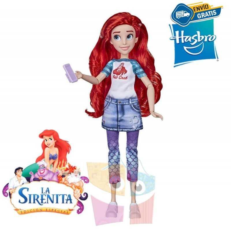 Muñeca Ariel - Hasbro - Ralph WiFi