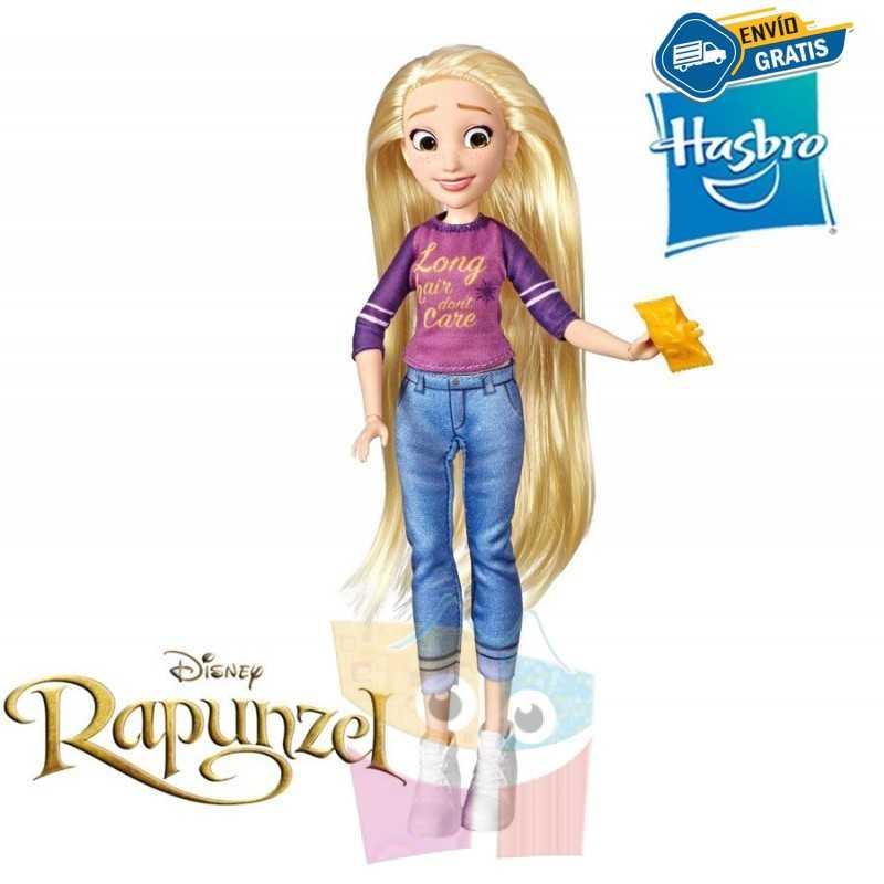 Muñeca Rapunzel - Hasbro - Ralph WiFi