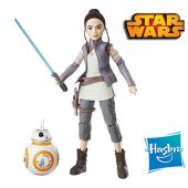 Set de aventura con Rey de Jakku y BB-8 - Star Wars Forces of Destiny - Hasbro