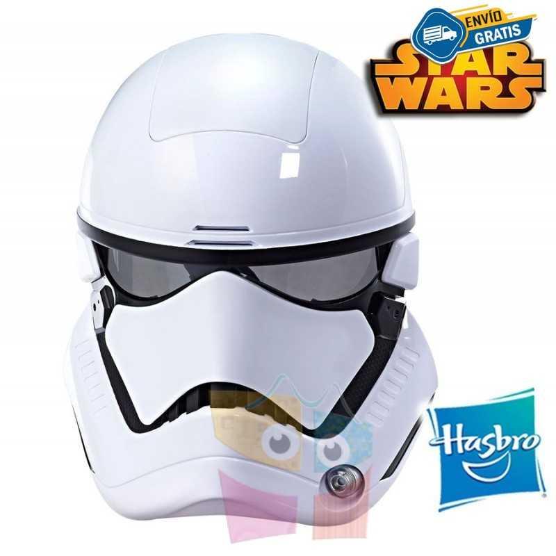 Stormtrooper Máscara electrónica - Star Wars: Los últimos Jedi - Hasbro