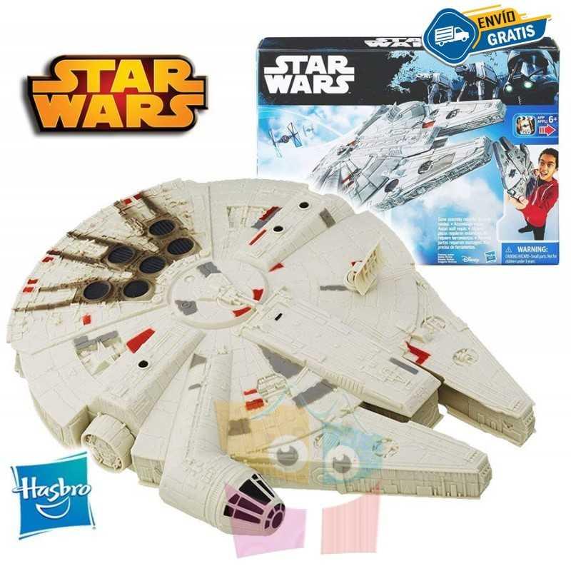 Halcón Milenario - Star Wars: El despertar de la Fuerza - Hasbro