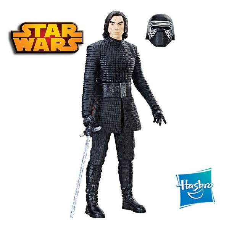 Kylo Ren Electronico - Star Wars - Hasbro - Hero Series