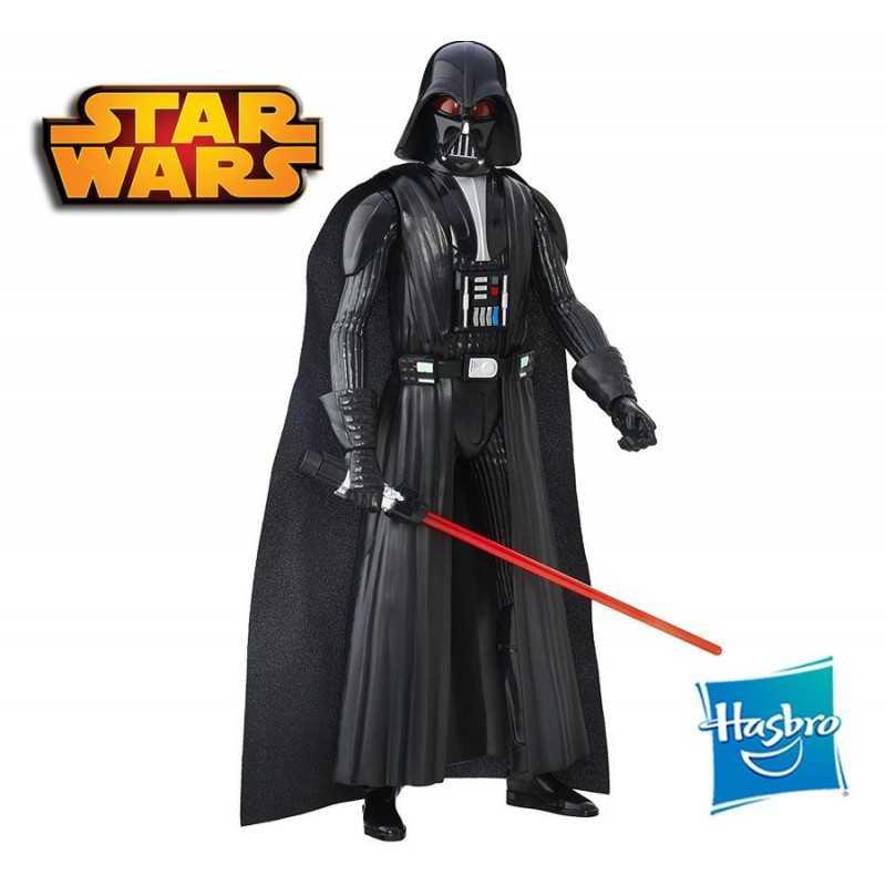 Darth Vader Figura Electronica - Star Wars: Rebels - Hasbro