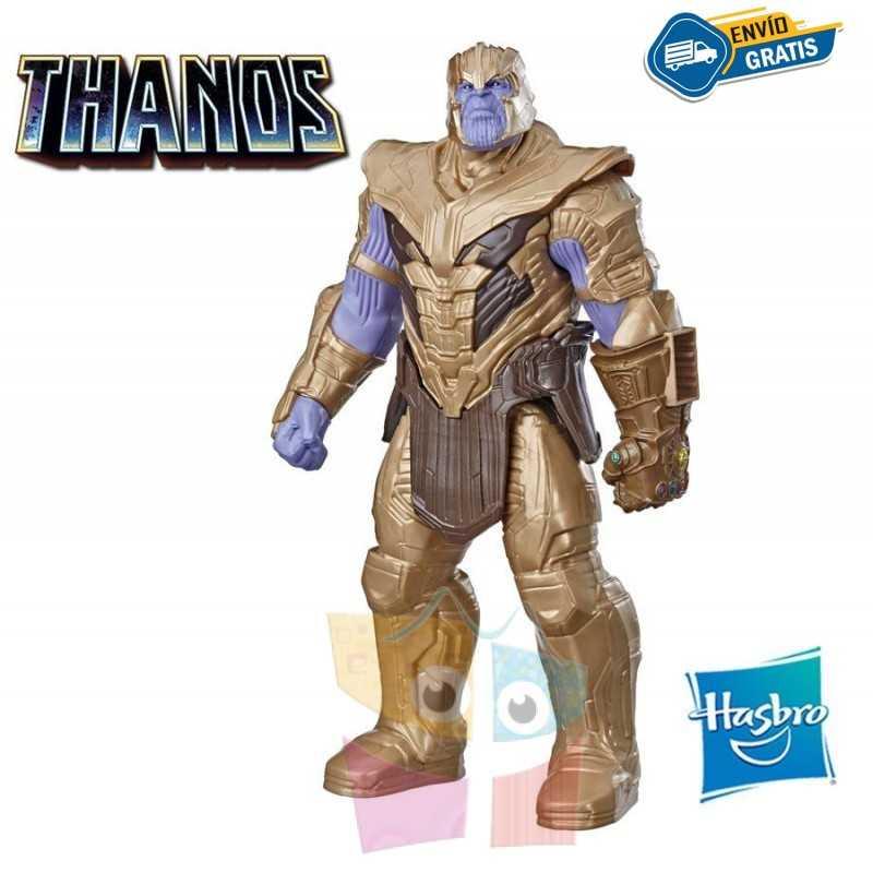Muñeco Thanos 30 cms - Marvel Avengers: Endgame - Hasbro