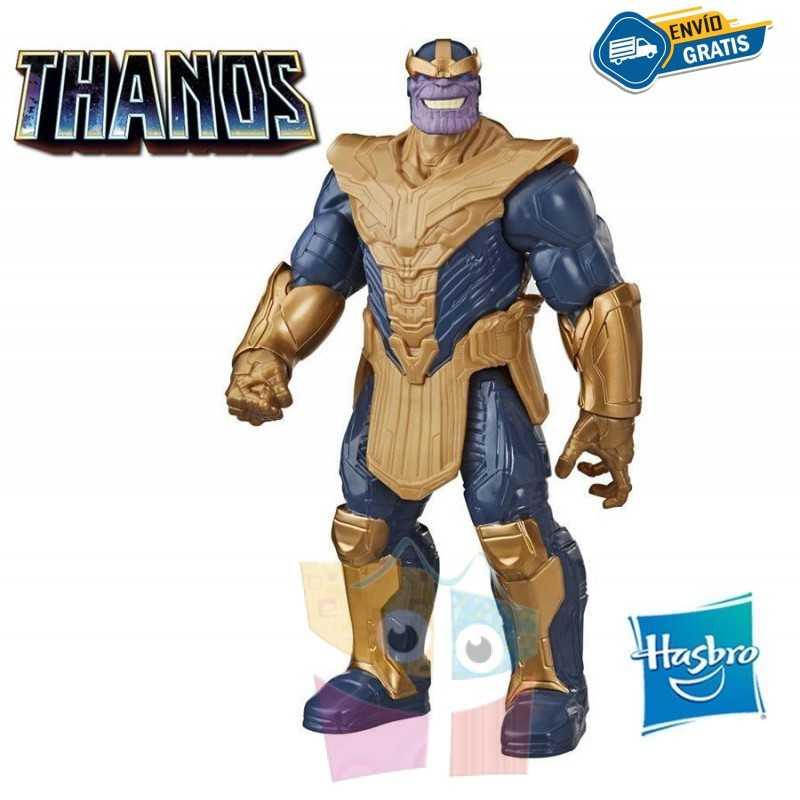 Muñeco Thanos Deluxe 30 cms - Marvel Avengers: Endgame - Hasbro